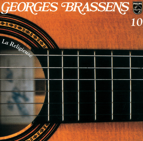 La Religieuse-Volume 10 de Georges Brassens