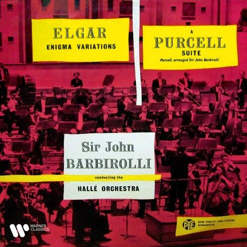 Elgar: Enigma Variations, Op. 36 - Purcell: Suite de Sir John Barbirolli