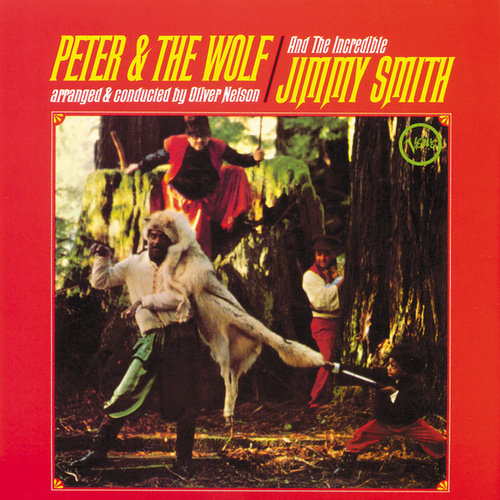 Peter & The Wolf de Jimmy Smith