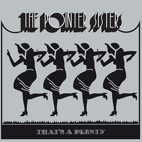 That's A Plenty de The Pointer Sisters