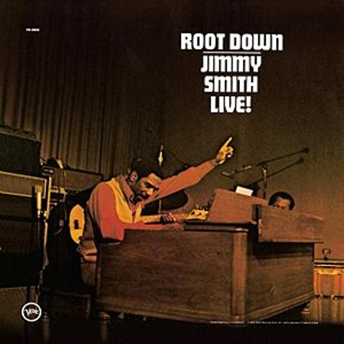 Root Down de Jimmy Smith