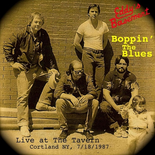 Boppin' the Blues (Live) by Eddy's Basement