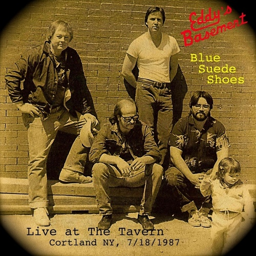 Blue Suede Shoes (Live) by Eddy's Basement