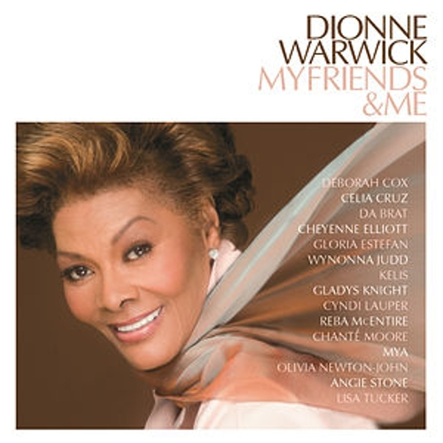 My Friends & Me de Dionne Warwick