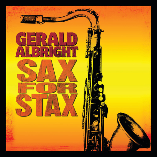 Sax for Stax fra Gerald Albright