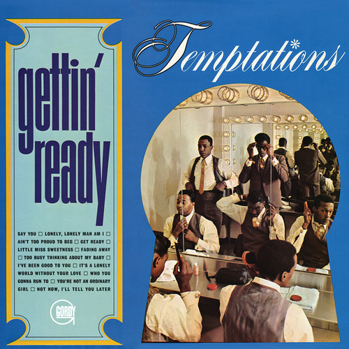 Gettin' Ready (Expanded Edition) von The Temptations