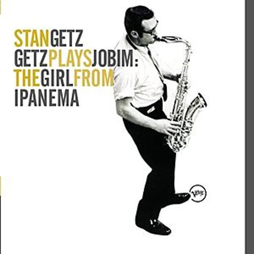 Getz Plays Jobim: The  Girl From Ipanema de Stan Getz