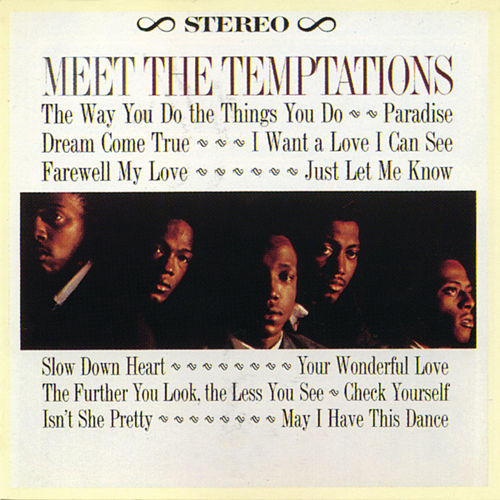 Meet The Temptations de The Temptations