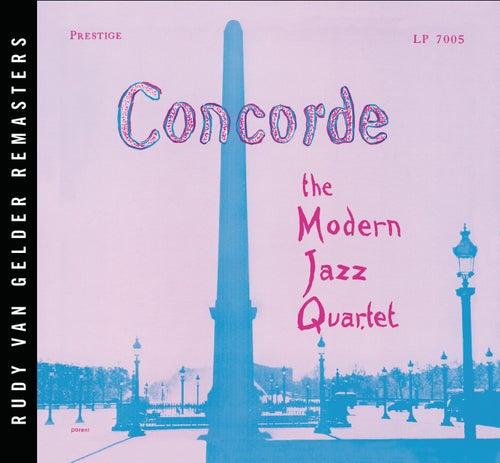 Concorde (RVG Remaster) by Modern Jazz Quartet