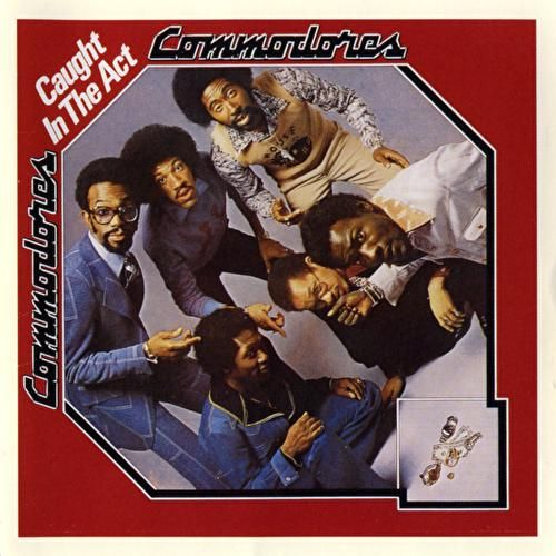 Caught In The Act by The Commodores