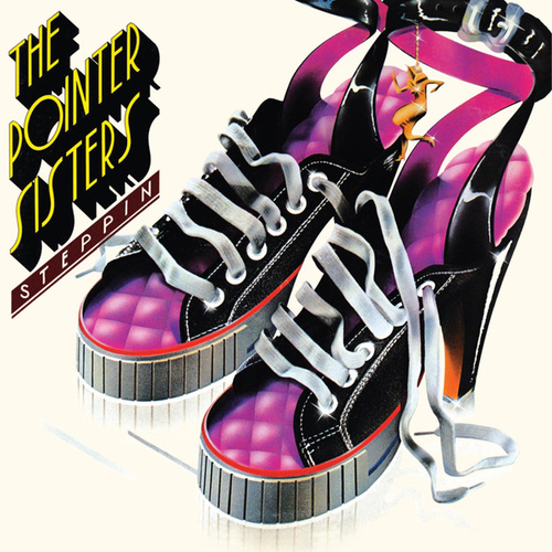 Steppin' de The Pointer Sisters