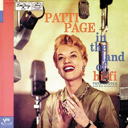 In The Land Of Hi-Fi by Patti Page