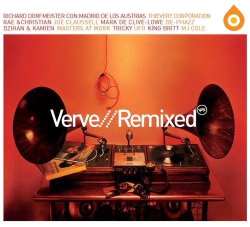 Verve Remixed fra Various Artists