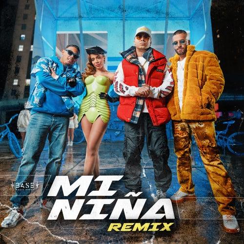 Mi Niña (Remix) de Wisin, Myke Towers, Maluma