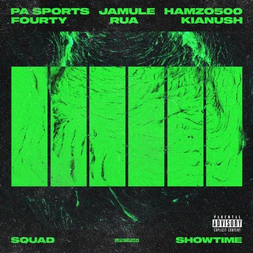 Squad X Showtime von PA Sports