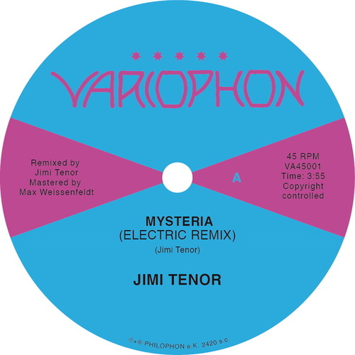 Mysteria (Electric Remix) von Jimi Tenor