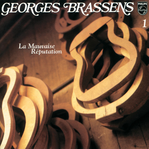 La Mauvaise Reputation-Volume 1 de Georges Brassens