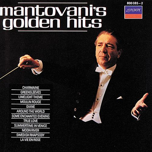 Mantovani's Golden Hits by Mantovani & His Orchestra