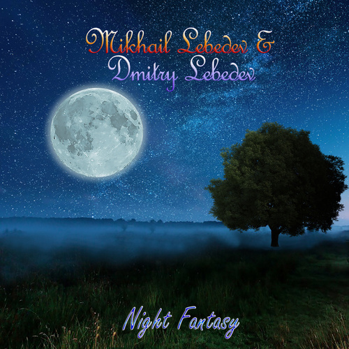 Night Fantasy von Mikhail Lebedev