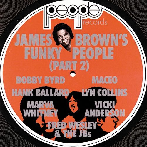 James Brown's Funky People Part 2 de Various Artists