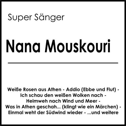 Super Sänger de Nana Mouskouri