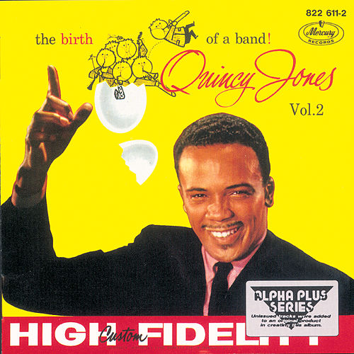The Birth Of A Band Vol.2 von Quincy Jones