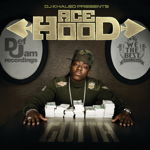 DJ Khaled Presents Ace Hood Gutta (Exclusive Edition (Edited)) by Ace Hood