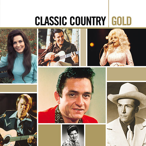 Classic Country Gold de Various Artists