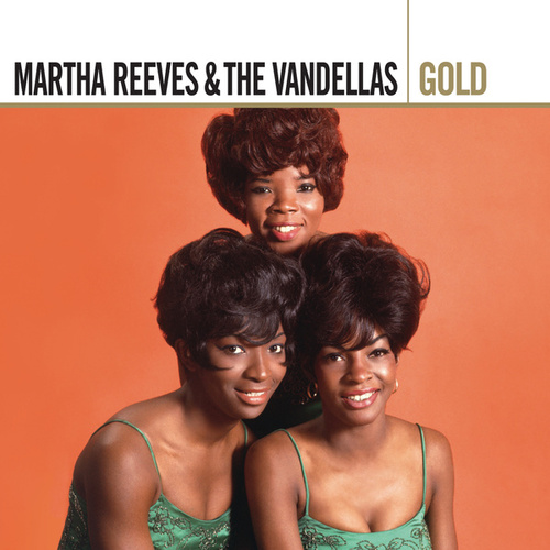 Gold de Martha Reeves & The Vandellas