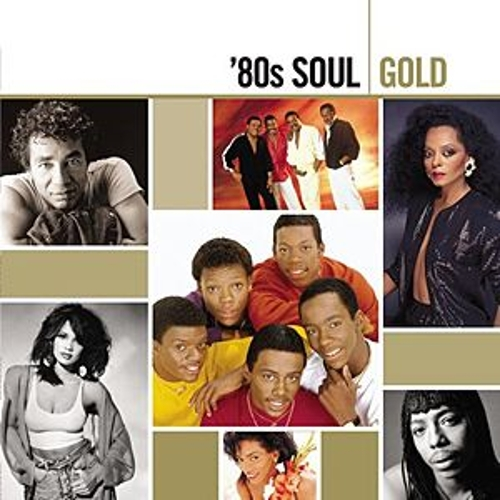 Gold - '80s Soul von Various Artists