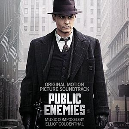 Public Enemies by Elliot Goldenthal