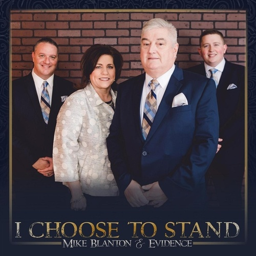 I Choose to Stand by Mike Blanton