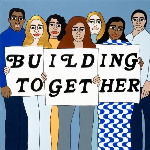 Building Together by Various Artists