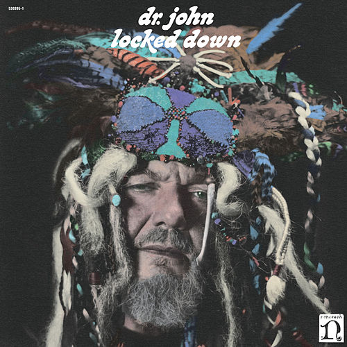 Locked Down de Dr. John