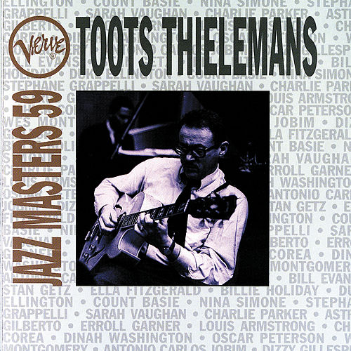 Verve Jazz Masters '59:  Toots Thielemans von Various Artists