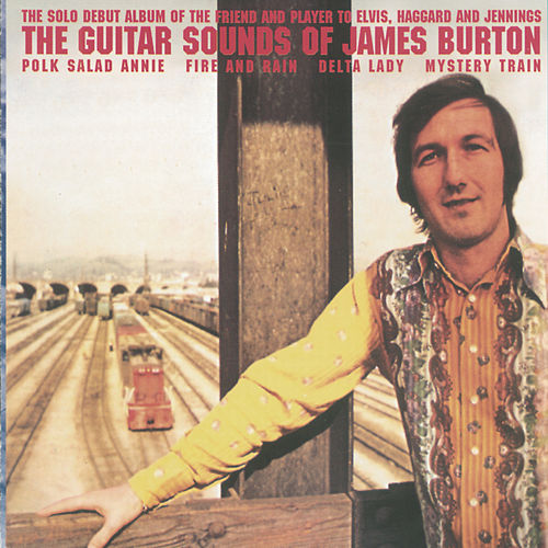 The Guitar Sounds Of James Burton von James Burton