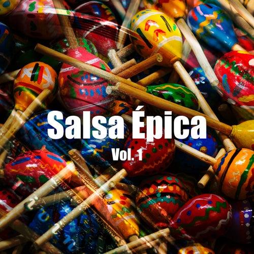 Salsa Épica Vol. 1 by Various Artists