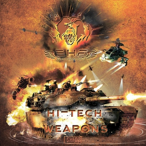 Hi-Tech Weapons by Siberian Hardfront