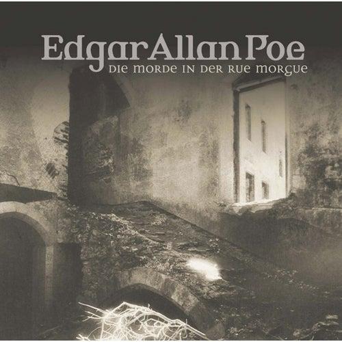 Folge 7: Die Morde in der Rue Morgue von Edgar Allan Poe