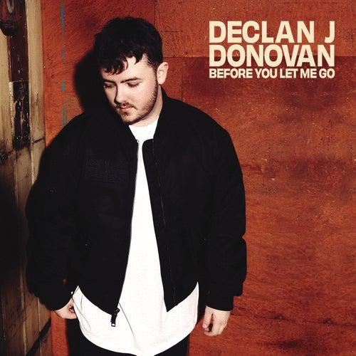 Before you let me go von Declan J Donovan
