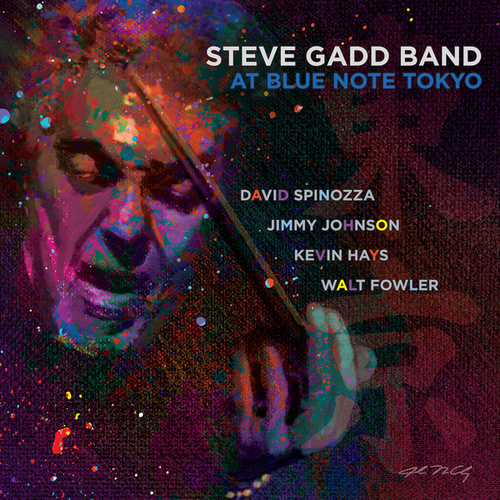At Blue Note Tokyo (Live) by Steve Gadd Band