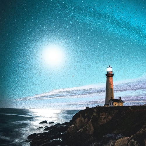 Old Lighthouse by Stevie Wonder