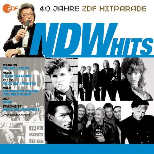 Die NDW Hits - Das beste aus 40 Jahren Hitparade von Various Artists
