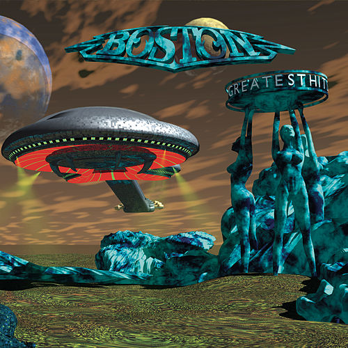 Greatest Hits von Boston