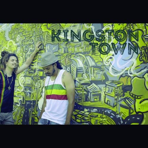 Kingston Town by Leon Demaria