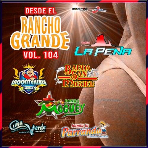 Desde El Rancho Grande, Vol. 104 by Various Artists