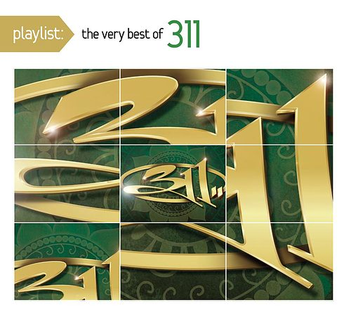 Playlist: The Very Best Of 311 de 311