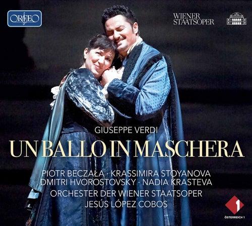 Verdi: Un ballo in maschera (Live) von Piotr Beczała