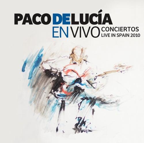 EN VIVO - Conciertos Live In Spain 2010 de Paco de Lucia