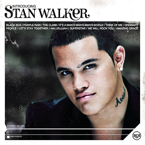 Introducing de Stan Walker